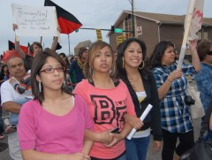 May Day march for immigrant rights